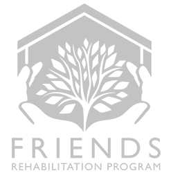 Friends Program Logo - Donated Website