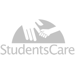 Students Care Logo - Donated Website
