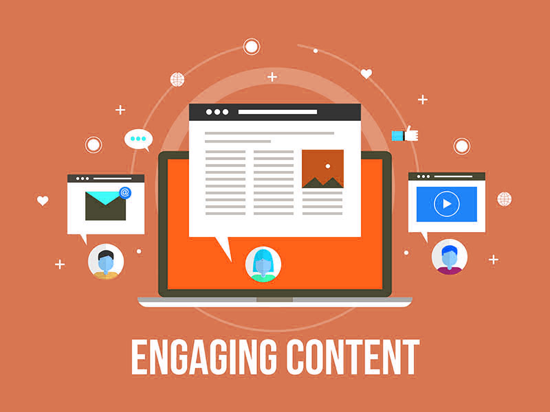 Creating consistent and engaging content